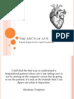 The ABC's of ACS