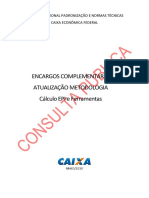 Atualizacao Metodologia Encargos Complementares Ferramentas EPI 2019