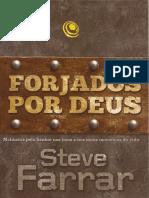 FORJADOS POR DEUS, MOLDADOS NO SENHOR - STEVE FARRAR