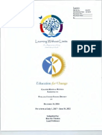 16-2737 Education for Change – Learning Without Limits Charter School - Petition and Charter (Renewal) – Grades K-5