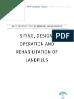 788 Landfill Design