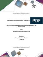 AA2-Ev1-Propuesta de La Arquitectura Tecnológica Para La Alcaldía de San Antonio Del Sena - 1881786