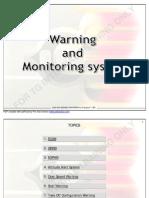 Warning and Monitoring System A300-600