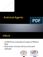 3 Antiviral Agents