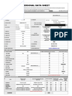 Personal Data Sheet Bayan1