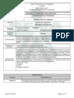 Informe Programa de Formación Complementaria-cocina
