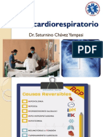 Tema 7 Paro Cardiorespiratorio
