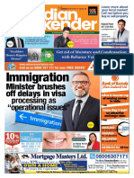 The Indian Weekender 19 July 2019 (Volume 11 Issue 18)