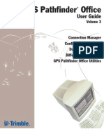 GPS Pathfinder Office 30 User Guide