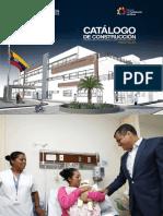 CATALAGO DE CONSTRUCCION DE HOSPITALES