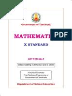 10th Maths EM