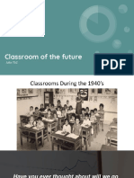 Classroom in the Future - Julia