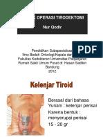 To tiroid