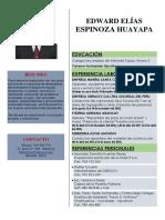 CV  Mayo 2019 Sin Profesion