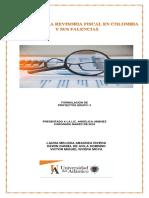 EL PAPEL DE LA REVISORIA FISCAL EN COLOMBIA