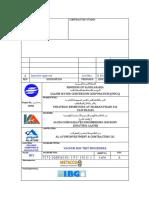 77-QD60-F-011, Rev. a; Vacuum Box Test Procedure