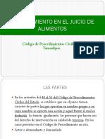 PROCEDIMIENTO EN EL JUICIO DE ALIMENTOS.pptx
