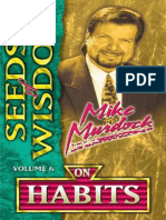 Seeds of Wisdom on Habits - Mike Murdock.epub