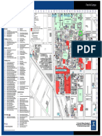 Melbourne University - Parkville Campus Map