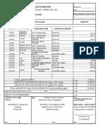Liquidation Report 2019 Jan-feb19