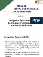 sustainable devlopment