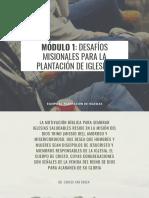 Módulo 1 - Desafíos Misionales para la plantación de Iglesias.pdf