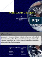 Pdf portland cement