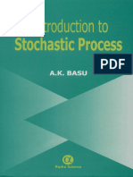 A. K. Basu - Introduction to Stochastic Process