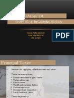 Tax System PBE Hular