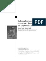 Vázquez y Hernández (2007). Industrialización sonorense. Itinerario de un proyecto inconcluso.pdf