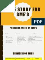 Case Study SME