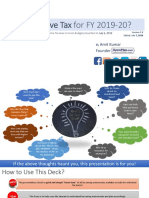 How to Save Tax for Fy 2019 20 v2