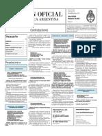 Boletin Oficial 10-11-10 - Tercera Seccion