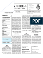 Boletin Oficial 10-11-10 - Segunda Seccion