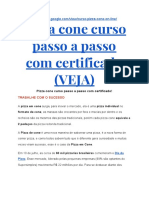 Curso de Pizza No Cone on Line Com Certificado