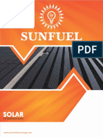 Sunfuel Catalogue