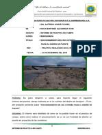 Informe de Hidrografia -Seccionamiento