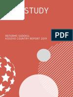 Reforms Sudoku- Kosova, vendi i fundit në Ballkan në sundimin e ligjit