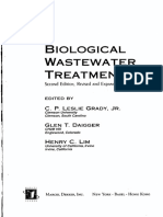 Biological Waster Treatment