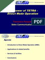 The_power_of_TETRA-Direct_Mode_Operation-Selex_Communications_Francesco_Pasquali.ppt
