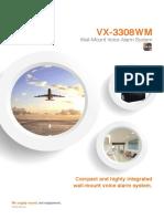 Leaflet Vx 3308