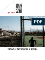 10 Years after the august war victims of the situation in Georgia