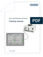 Focal VDM Diagnostic - Training Manual 18 Pages