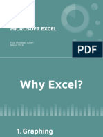 Excel Training PDS