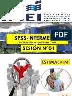 SPSS Intervalos