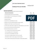 Breaking of Tow Line Checklist - Attachment XLIV.xls
