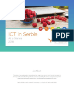 ICT in Serbia at a Glance 2018