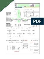 Prestressed Composite Section Design
