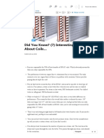 Did You Know_ (7) Interesting Facts About Coils