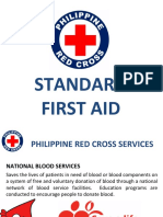 Standard First Aid 2013